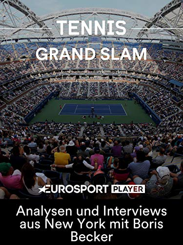 Tennis: US Open - Matchball Becker - Analysen und Interviews aus New York mit Boris Becker
