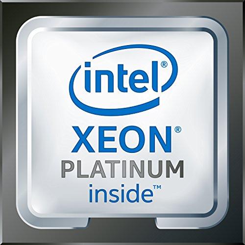 Intel Xeon Platinum 8180 2.5GHz 38.5MB L3 Caja - Procesador