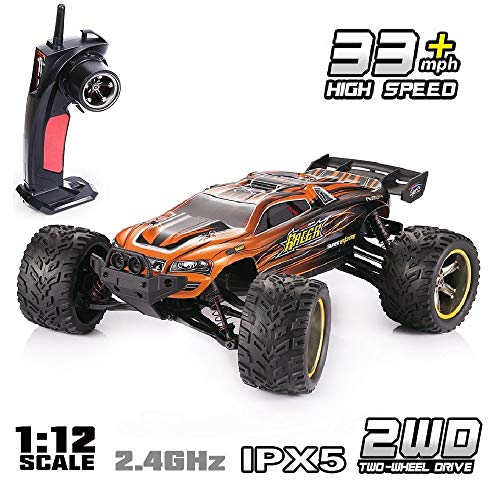 5beb91051 GPTOYS RC Cars 1 12 33MPH Remote Control Off-road 2.4Ghz Radio Controlled