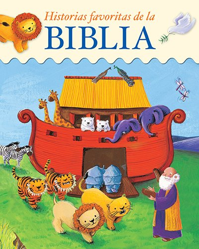 Historias Favoritas de La Biblia por Sophie Piper