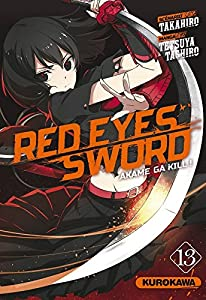 Red Eyes Sword - Akame Ga Kill ! Edition simple Tome 13