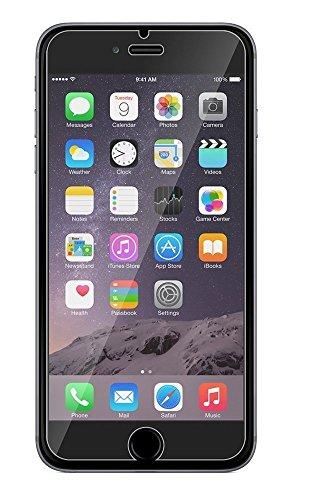 GAPlus® - Custodia sottile a portafoglio in pelle con scomparti per carte di credito per iPhone Apple, con pellicola salvaschermo, panno lucidante e penna in omaggio, Nero portafoglio, Apple iPhone 5  Protezione di vetro