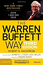 The Warren Buffett Way: + Website by Robert G. Hagstrom (29-Nov-2013) Hardcover