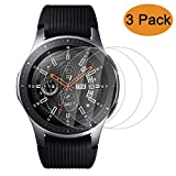 RHESHINE Protection Écran pour Samsung Galaxy Watch 46 mm, 【3 Pack】 Film...