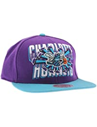 Casquette Mitchell And Ness NZC82 Hornets