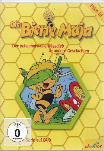 Die Biene Maja 15: Der geheimnisvolle Käsedieb & andere Geschichten