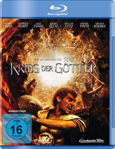 Bild von Krieg der Götter [Blu-ray]