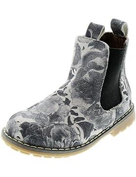 EnFant Mädchen Kinder Stiefel, Leder, Boots, 815157