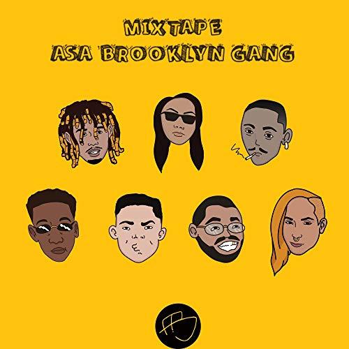 Mixtape Asa Brooklyn Gang [Explicit] (Gang Brooklyn)