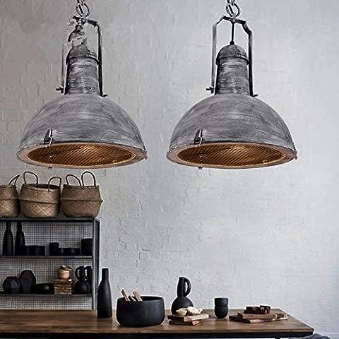 FEI&S retrò sala da pranzo lampadario personalità creative nel villaggio americano ferro battuto pot bar balcone lampadari di antiquariato lampade industriali,B,con il migliore servizio