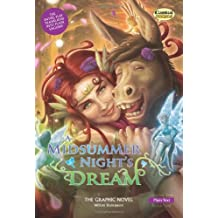 A Midsummer Night's Dream the Graphic Novel: Plain Text