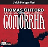 Gomorrha: Lesung (Lübbe Audio) - Thomas Gifford