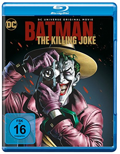 Batman - The Killing Joke [Blu-ray] Preisvergleich