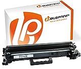 Bubprint Toner kompatibel für HP CF217A 17A für Laserjet Pro M102A M102W M102 Series M130A M130FN M130FW M130NW M132A M132FN Schwarz/Black