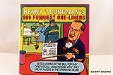Henny Youngman's Bar Jokes, Bar Bets and Bar Tricks