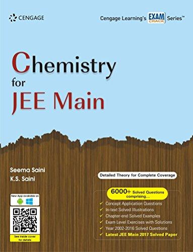 Chemistry for JEE Main