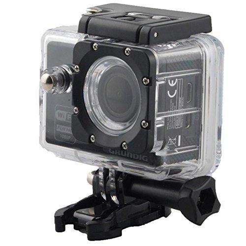 Action Cam Pro Sport Camera Full HD 1080p Wifi Wasserdichte Kamera Unterwasser GRUNDIG