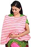 #6: MomToBe Pink Printed Wrapper