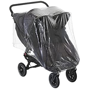Baby Jogger Raincover GT/ Mini Double Inc. Carrycot   12