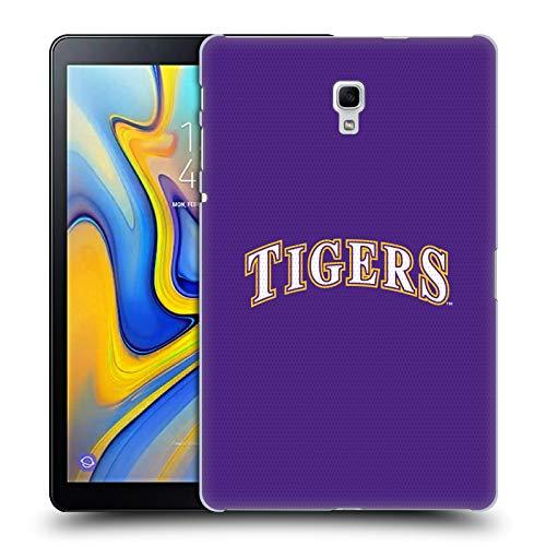 Head Case Designs Offizielle Louisiana State University LSU Baseball-Jersey Ruckseite Hülle für Samsung Galaxy Tab A 10.5 (2018)