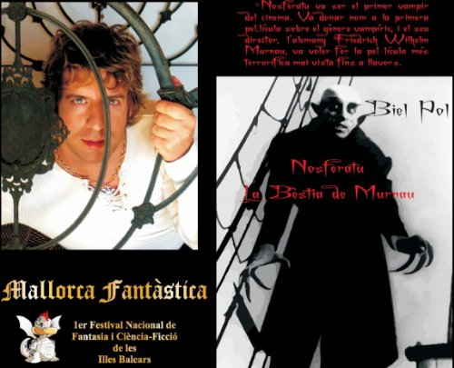 Nosferatu, la Bèstia de Murnau. (Catalan Edition) por Biel Pol