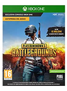 Xbox One PlayerUnknown's Battlegrounds - Day-One