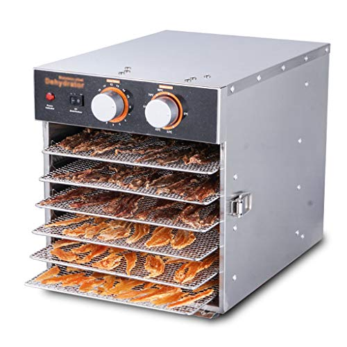 Máquina de conservación de alimentos para el hogar Secador de frutas, acero...