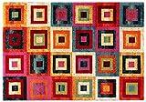 ABC, Gioia A, Tappeto, Multicolore, 150 x 80 cm
