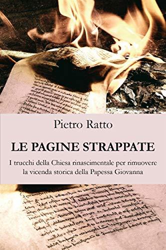 Le pagine strappate di Pietro Ratto
