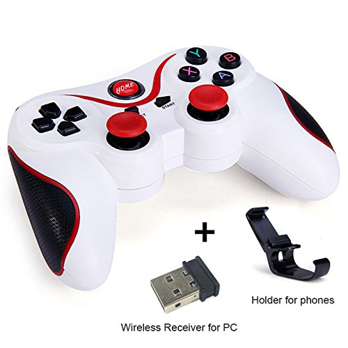 BIGHUB T3 Smart Phone Game Controller Wireless Joystick Blueetooth 3.0 Android Gamepad Gaming Remote Control for phone PC Tablet