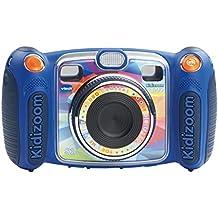 VTech - Kidizoom Duo S1, cámara digital para niños, color azul (170803) (versión en inglés)