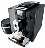 Jura IMPRESSA F9 Independiente Totalmente automática Máquina espresso 1.9L Negro - Cafetera (Independiente, Máquina espresso, Negro, Botones, Giratorio, TFT, 1,9 L)