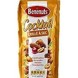 Bénénuts - Biscuits apéritifs cocktail grillé à sec - Le paquet de 100g - Prix Unitaire - Livraison Gratuit Sous...