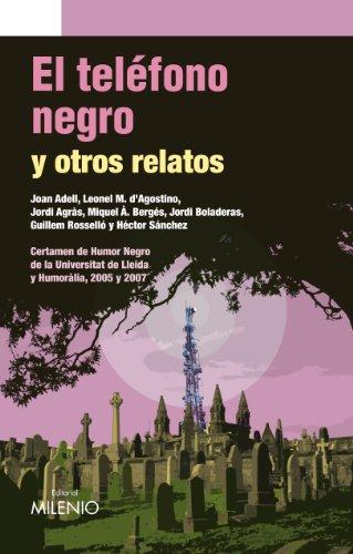 El Telaefono Negro y Otros Relatos Cover Image