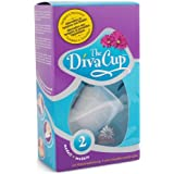 DivaCup Model 2 Post-Childbirth - Set of 4 by Diva Cup