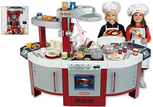 Klein 9125 miele n 1 cocina de juguete con accesorios - Cocina miele juguete ...