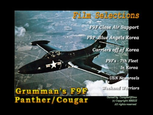 Grumman F9F Panther and Cougar by F9F