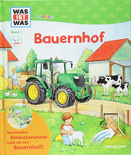 and 1. Bauernhof: Frühling, Sommer, Herbst und Winter - Was macht der Bauer rund ums Jahr? ()