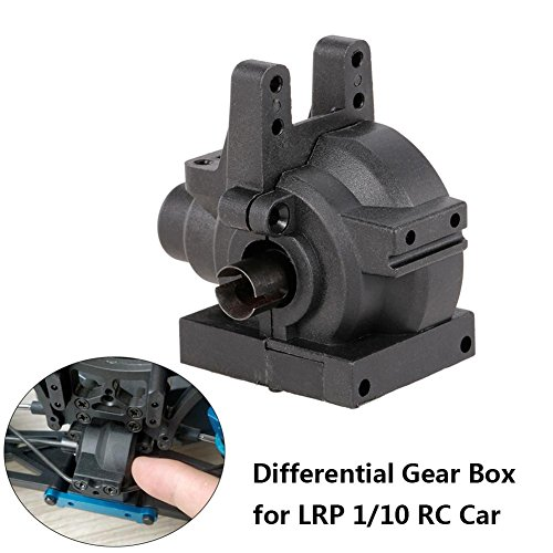 Getriebe/Reduktions Metall Differential Getriebe für 1/10 RC Auto LRP/ZD Racing Buggy Truggy LKW Upgraded Hop-Up Parts 1Pcs