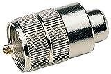 Midland RL PL259 Buchse/Stecker für Kabel RG58