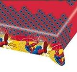 C. RIETHMULLER - A1102395 - Décoration de Fête - Nappe en papier Spiderman