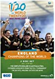 Twenty20 Cricket World Cup 2010 - England :World Champions [DVD]