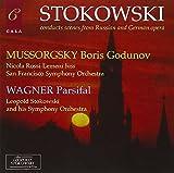 Stokowski Conducts Boris Godunov, Parsifal - Highlights