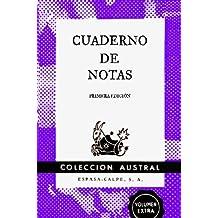 Cuaderno de notas violeta 9x14cm (AUSTRAL EDICIONES ESPECIALES)
