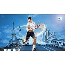 Seide Plakat Silk Print Poster 42inch x 24inch // 105cm x 60cm Novak Djokovic D9B77F