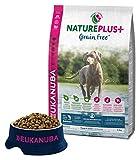Eukanuba Nature Plus Puppy & Junior All Breed Salmon Grain Free per Cani Cuccioli e Giovani di Tutte...