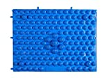 Plaque De Toe Tapis De Réflexologie Plantaire Acupression 2,Blue