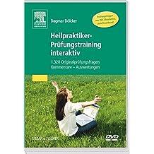 Heilpraktiker-Prüfungstraining interaktiv DVD: 1320 Fragen-Kommentare-Auswertungen