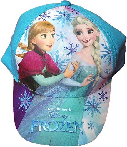 Disney Frozen/Die Eiskönigin Cap - Ein Herz für immer - Eistanz - Anna und Elsa - Türkis/Mehrfarbig
