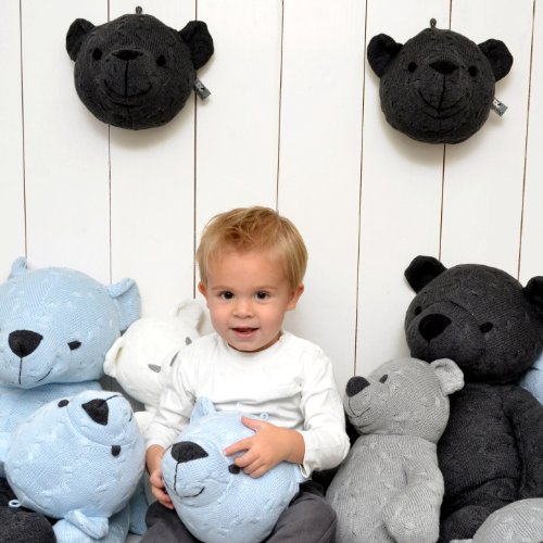 Imagen 4 de Baby's Only 131920 - Producto para decoración de habitación, color azul [tamaño: 35cm]
